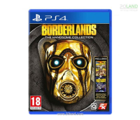 بازی Borderlands The Handsome Collection برای PS4